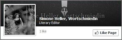 Facebook-Page Wortschmiedin