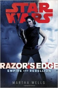 Razor's Edge von Martha Wells
